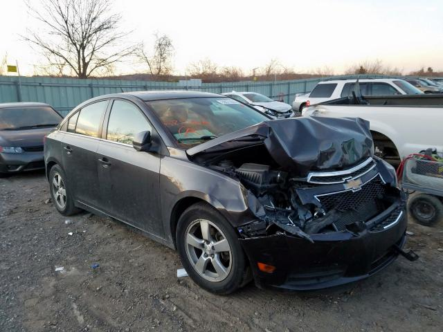 Vehiculos salvage en venta de Copart Kansas City, KS: 2014 Chevrolet Cruze LT