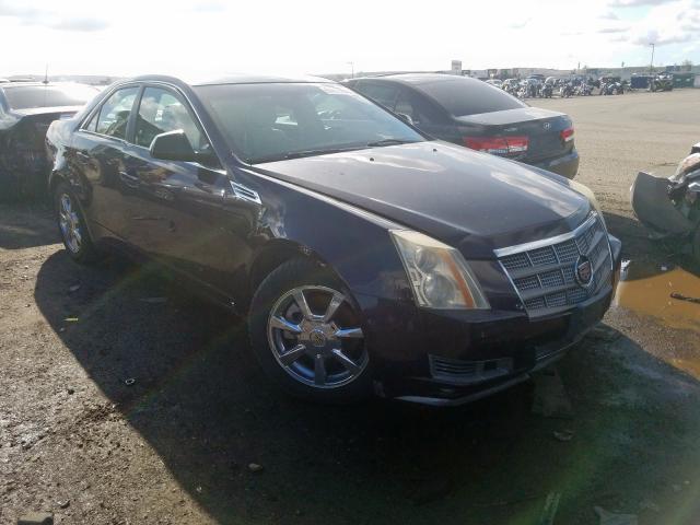 2008 Cadillac Cts Hi Fea 3.6L