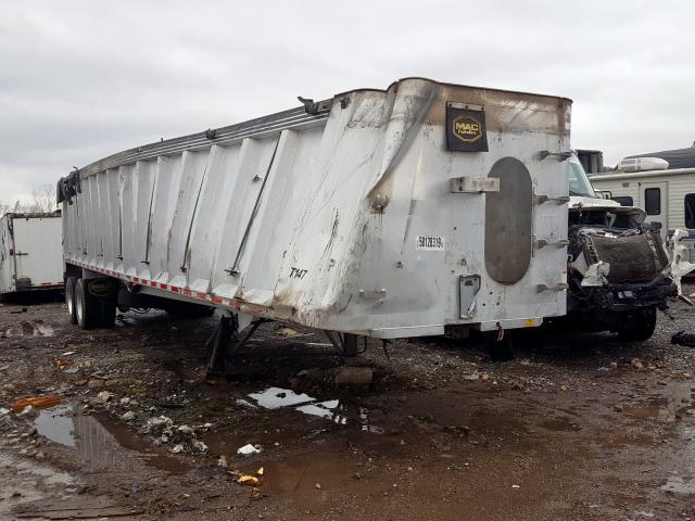 Mack Dump Trailer salvage cars for sale: 2013 Mack Dump Trailer