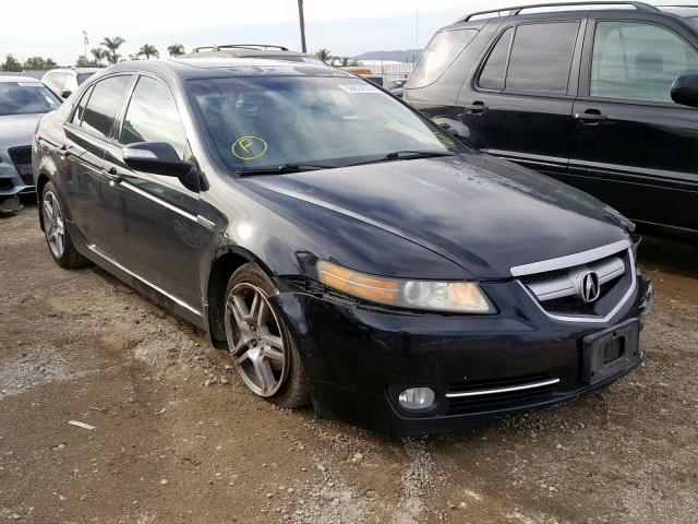 Acura Van Nuys >> 2007 Acura Tl For Sale At Copart Van Nuys Ca Lot 58827929 Salvagereseller Com