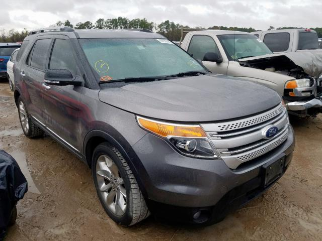 Salvage cars for sale from Copart Houston, TX: 2011 Ford Explorer X