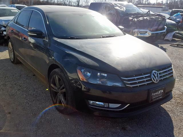 Volkswagen salvage cars for sale: 2013 Volkswagen Passat SE