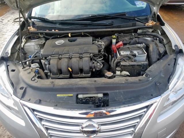 2014 Nissan SENTRA | Vin: 3N1AB7AP8EY299269