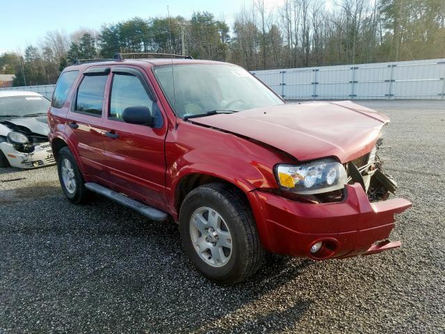 2007 Ford Escape Xlt >> 2007 Ford Escape Xlt 3 0l 6 For Sale In Fredericksburg Va Lot 58299009