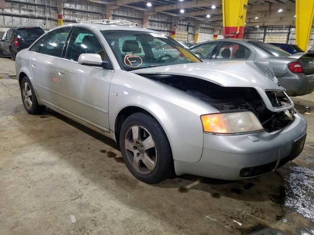 2000 Audi A6 2.7T Qu 2.7L