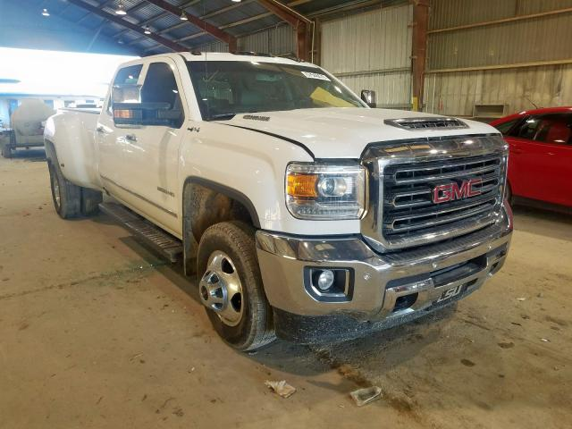 GMC salvage cars for sale: 2017 GMC Sierra K35