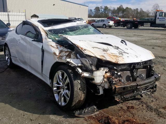 2015 Hyundai Genesis Co 3 8l 6 للبيع في Spartanburg Sc Lot 59110779