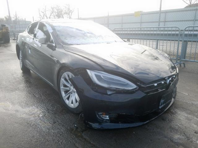 Salvage 2016 Tesla MODEL S for sale