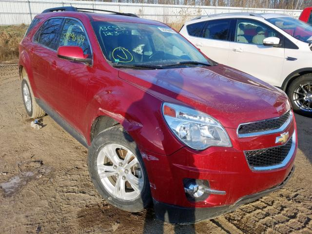 2014 Chevrolet Equinox LT for sale in Davison, MI
