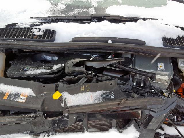 2017 Ford    Vin: 1FADP5AU9HL113120