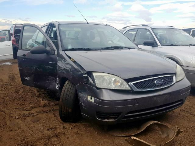 Ford Focus ZX4 Vehiculos salvage en venta: 2006 Ford Focus ZX4