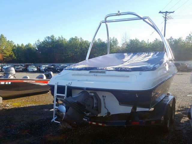1995 CROW BOAT/TRLR - Right Front View