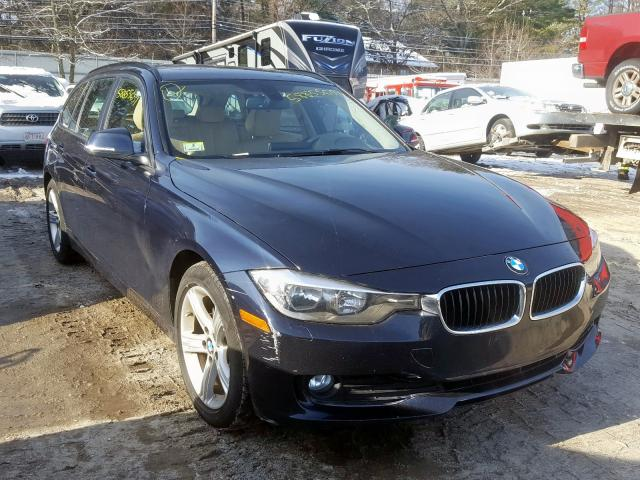 Salvage 2014 BMW 328 D XDRIVE for sale