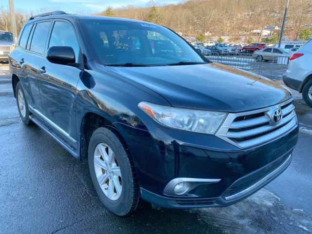 2013 Toyota Highlander For Sale >> 2013 Toyota Highlander For Sale At Copart New Britain Ct Lot 59912059 Salvagereseller Com