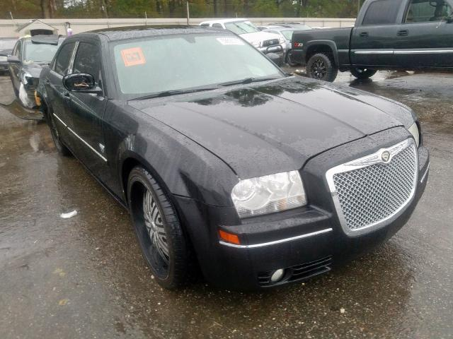 Chrysler salvage cars for sale: 2006 Chrysler 300 Touring
