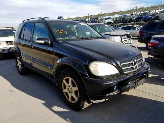 2002 Mercedes-Benz Ml 500 5.0L