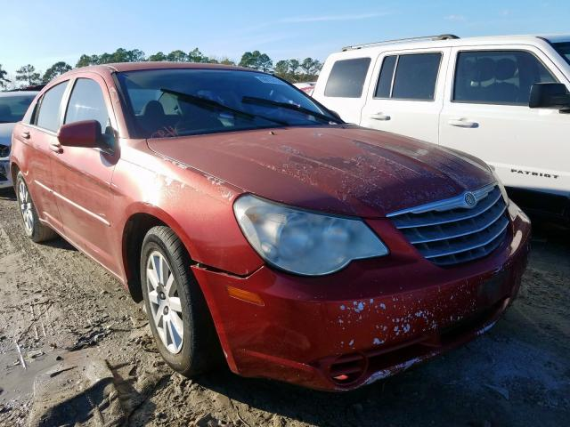 Chrysler Sebring salvage cars for sale: 2007 Chrysler Sebring