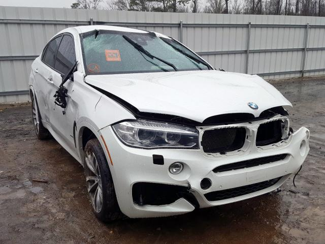 BMW X6 XDRIVE3 salvage cars for sale: 2016 BMW X6 XDRIVE3