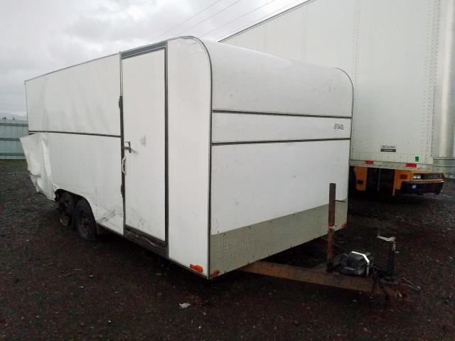 Salvage cars for sale from Copart Eugene, OR: 2002 AzteС Trailer