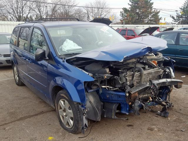 Salvage cars for sale from Copart Moraine, OH: 2011 Dodge Grand Caravan