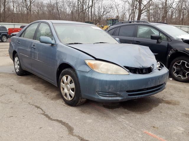 Toyota Vehiculos salvage en venta: 2004 Toyota Camry LE