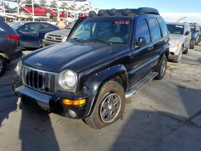 2003 JEEP  LIBERTY RE