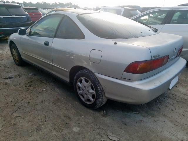 1996 ACURA INTEGRA LS - Right Front View