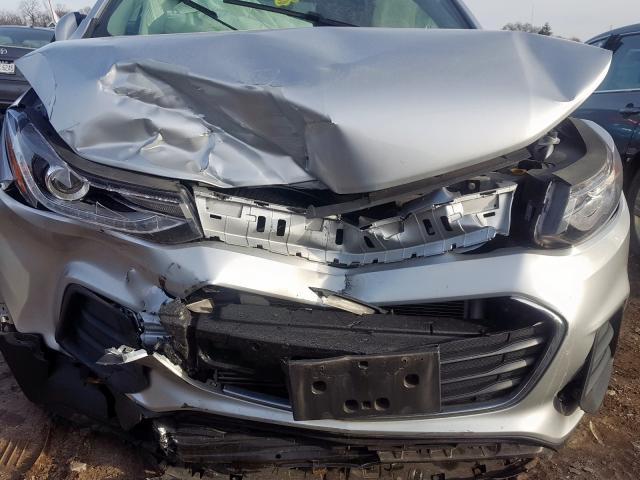 2018 Chevrolet  | Vin: KL7CJLSBXJB676341