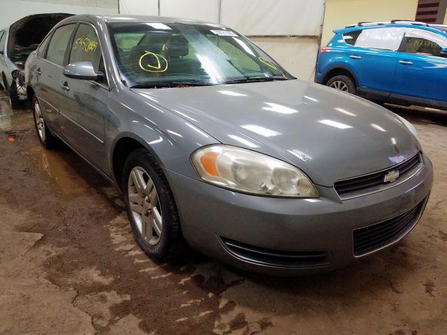 2007 Chevrolet Impala Lt >> 2007 Chevrolet Impala Lt 3 5l 6 In Mi Flint