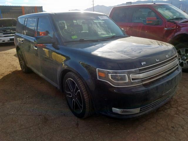 Ford Flex Limited salvage cars for sale: 2013 Ford Flex Limited