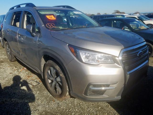Subaru Ascent PRE salvage cars for sale: 2019 Subaru Ascent PRE