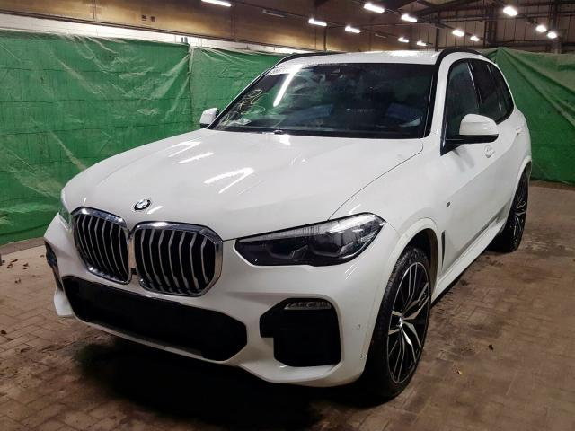 2019 Bmw X5 Xdrive3 For Sale At Copart Uk Salvage Car Auctions