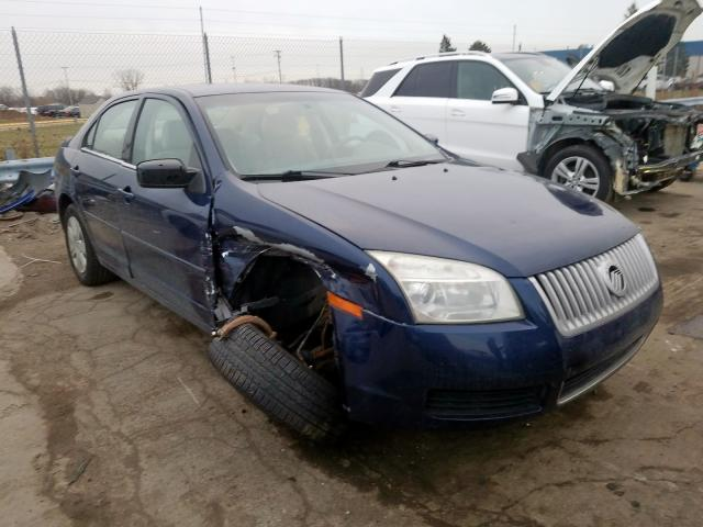 Mercury Milan salvage cars for sale: 2006 Mercury Milan