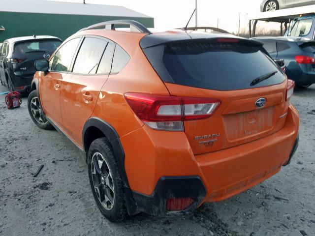 2018 Subaru  | Vin: JF2GTAAC0J9201075