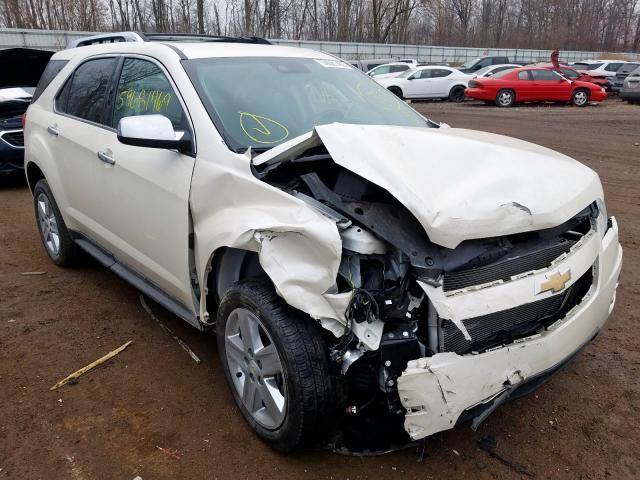 2014 Chevrolet EQUINOX | Vin: 1GNALDEK4EZ112145