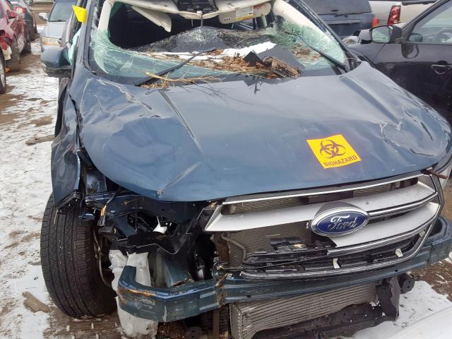2016 Ford    Vin: 2FMPK4J98GBB88140