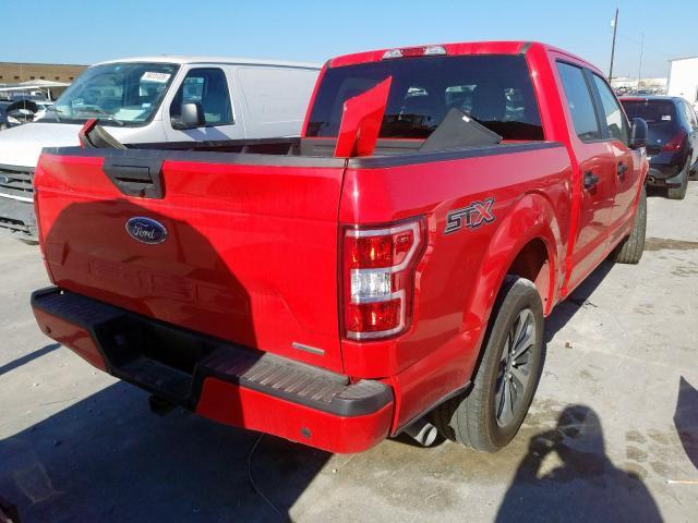 2019 Ford  | Vin: 1FTEW1CP4KKC29730