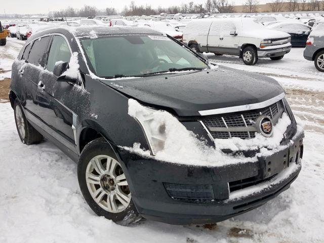 2011 Cadillac SRX Luxury en venta en Bridgeton, MO