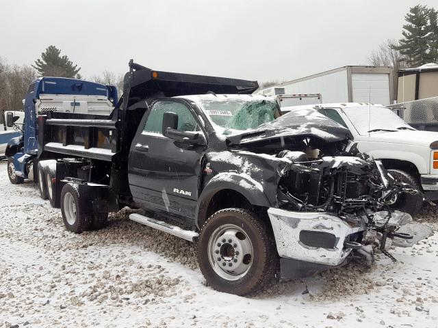 Dodge RAM 5500 salvage cars for sale: 2019 Dodge RAM 5500