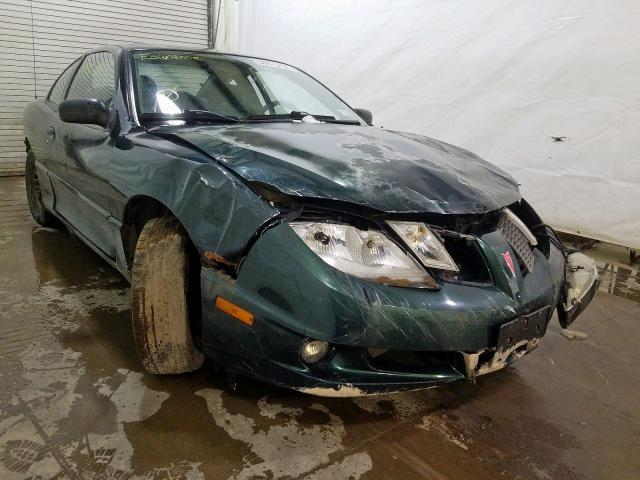 Pontiac Sunfire salvage cars for sale: 2003 Pontiac Sunfire