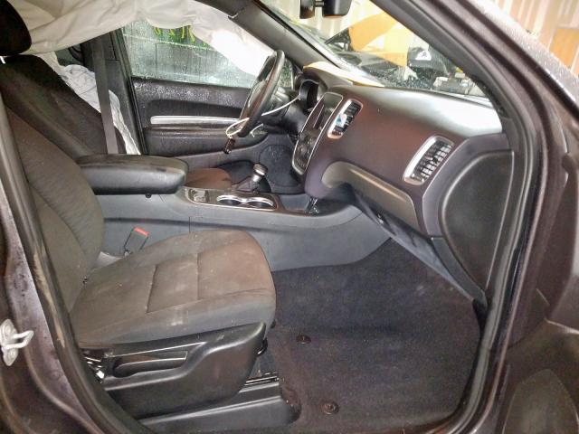 2019 Dodge DURANGO | Vin: 1C4RDJAG8KC599230