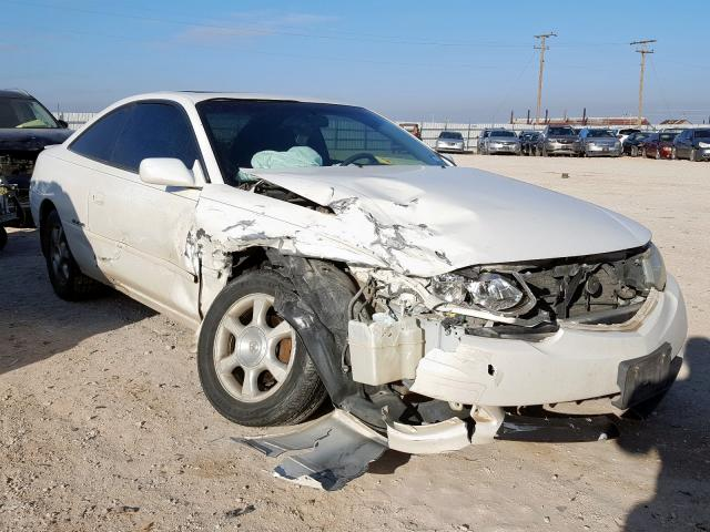 Salvage cars for sale from Copart Andrews, TX: 2002 Toyota Camry Sola