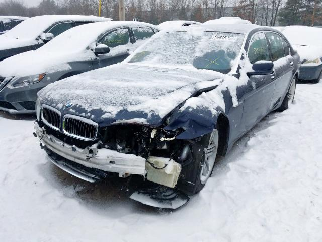 2004 BMW  760 LI