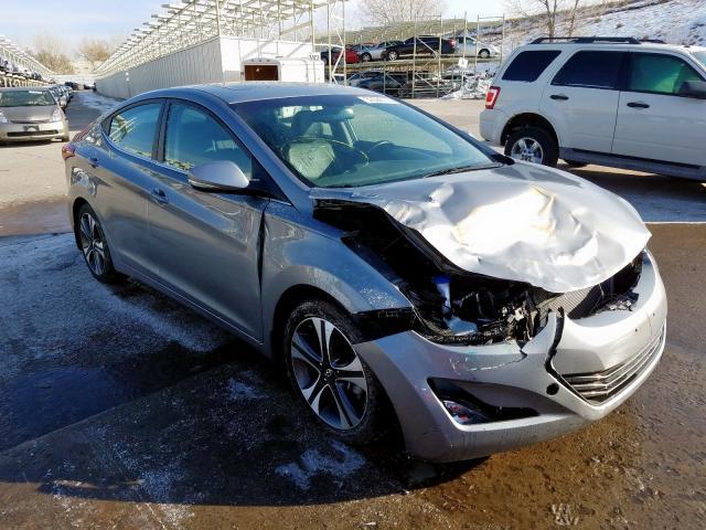 2015 Hyundai Elantra Se 2.0L