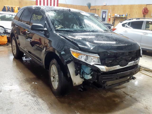 Ford Edge SE salvage cars for sale: 2014 Ford Edge SE