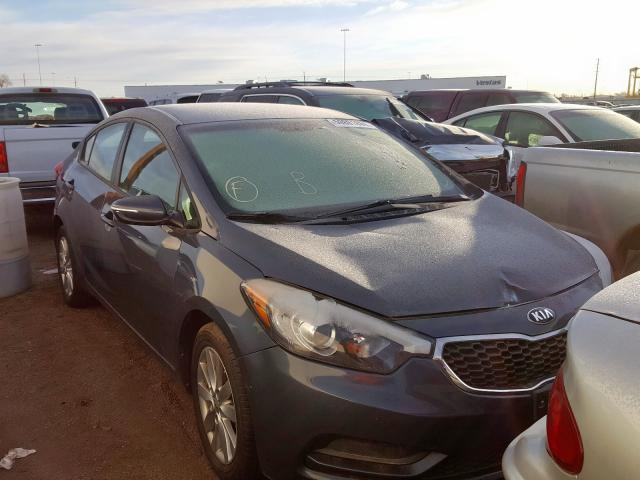 2014 KIA Forte LX for sale in Brighton, CO