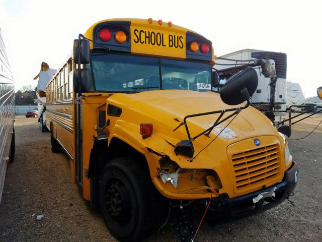 Vehiculos salvage en venta de Copart Nampa, ID: 2013 Blue Bird School Bus