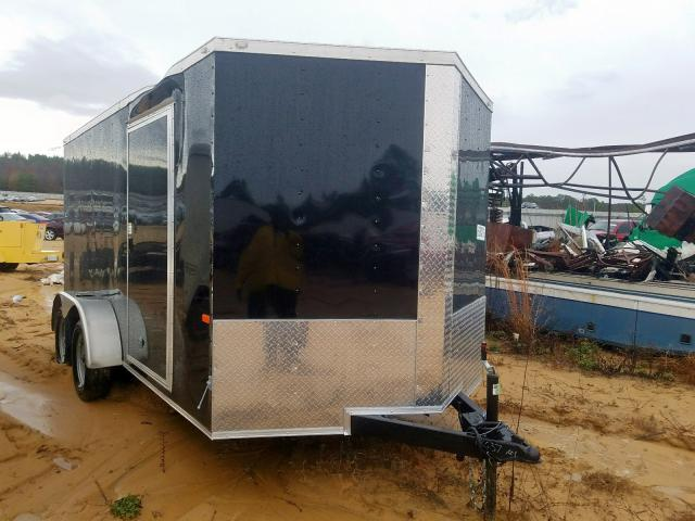 Rockwood salvage cars for sale: 2020 Rockwood Cargo Trailer