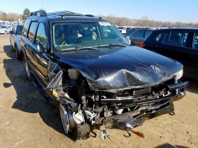 Chevrolet salvage cars for sale: 2005 Chevrolet Tahoe K150