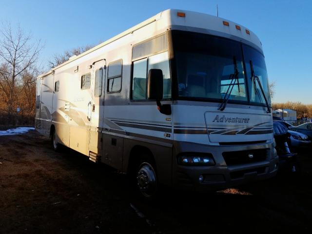 Vehiculos salvage en venta de Copart Littleton, CO: 2004 Workhorse Custom Chassis Motorhome